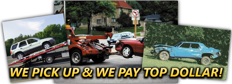 Buy Junk Cars Near Me With Highest Pay